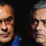 Sarri: 'Man Utd mạnh nhất bóng đá Anh, Mourinho giỏi nhất thế giới'