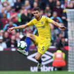 Tân binh Chelsea lập kỷ lục chuyền bóng ở Ngoại hạng Anh