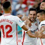 Sevilla leo lên dẫn đầu La Liga