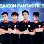 Saigon Fantastic Five chuẩn bị tan rã?