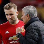 Luke Shaw bảo vệ Mourinho, chỉ trích đồng đội