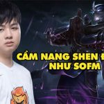 """Hướng dẫn chơi """"River Shen"""" Đi Rừng như SofM"""