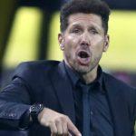 Simeone nhận thất bại nặng nề nhất từ khi làm HLV Atletico