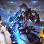 SofM và Levi được họa sĩ Việt Nam vinh danh trong skin Lee Sin mới