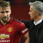 Luke Shaw: 'Mọi người quên quá nhanh những gì Mourinho làm cho Man Utd'