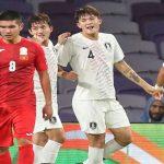 Hàn Quốc sớm vào vòng 1/8 Asian Cup 2019