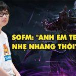 """SofM lo lắng vì game thủ Việt Nam test """"Shen Đi Rừng"""" quá nhiều"""