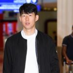 Son Heung-min được săn đón khi hội quân cùng Hàn Quốc