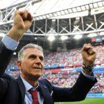 Carlos Queiroz - người đánh thức gã khổng lồ bóng đá Iran