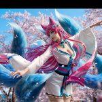 LMHT: Ngẩn ngơ với vẻ đẹp mong manh tựa sương khói của cosplay Ahri Chiêu Hồn Thiên Hồ