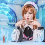 Liên Quân Mobile: Tan chảy với vẻ đẹp ngọt ngào của cosplay Yena Giảng Viên Tình Ái