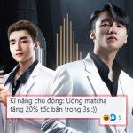 """Sơn Tùng M-TP hé lộ bản demo Skyler, cộng đồng mạng cà khịa về kỹ năng uống """"trà xanh"""" hồi máu"""