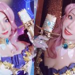 LMHT: Ngẩn ngơ với cosplay Seraphine đầy kiêu sa ngọt ngào