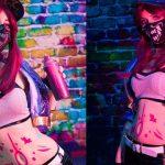LMHT: Bỏng mắt với cosplay Akali K/DA Gratify đầy bụi bặm