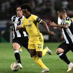 Sarri kể khổ khi Chelsea thắng trận ra quân ở Europa League