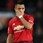 Alexis Sanchez đá chính thay Martial hôm nay
