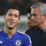 Hazard: 'Tôi muốn tái hợp Mourinho dù từng khiến ông ấy phải rời Chelsea'