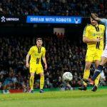 Man City thắng 9-0 ở lượt đi bán kết Cup Liên đoàn
