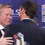 Anh gặp Hà Lan tại bán kết Nations League
