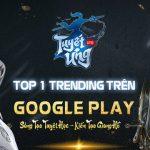 Tuyết Ưng VNG đạt ngay top 1 game nhập vai trên Google Play chỉ sau khi mở tải sớm