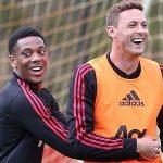Matic: 'Martial chưa biết mình giỏi thế nào'