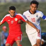 Thái Lan thất trận trước thềm Asian Cup