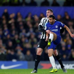 Chelsea thắng sát nút Newcastle