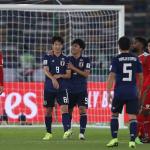Nhật Bản thắng Oman nhờ quả phạt đền gây tranh cãi