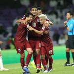 Thái Lan gặp Trung Quốc hoặc Hàn Quốc ở vòng 1/8 Asian Cup