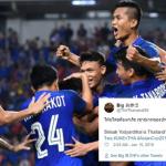CĐV châu Á ngợi ca chiến tích của Thái Lan