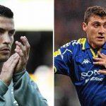 Vieri: 'Người ta chê Ronaldo già, nhưng cậu ấy là cầu thủ hay nhất'