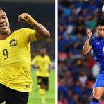 Ba cuộc đối đầu quyết định trận Thái Lan - Malaysia