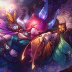 Ivern, Azir, Xayah, Rakan được ra mắt cùng Ornn trong bộ skin Thần Rừng