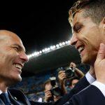 Ronaldo: 'Sự ra đi của Zidane xác nhận suy nghĩ của tôi về Real'