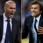 Nhà cái đánh giá cao khả năng Zidane hoặc Conte kế nhiệm Mourinho
