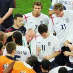 Sven-Goran Eriksson: 'Tuyển Anh sẽ mệt mỏi tại World Cup 2018'