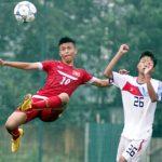 Việt Nam cầm hoà chủ nhà Miyazaki ở giải U16 quốc tế Nhật Bản