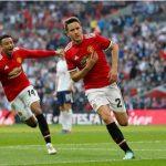 Man Utd đánh bại Tottenham, vào chung kết Cup FA