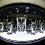 Phòng truyền thống của Real hết chỗ để bày Cup Champions League