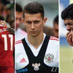 Hậu vệ Nga sẵn sàng cắn Luis Suarez, kẹp tay Salah