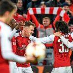Arsenal đối đầu Atletico ở bán kết Europa League