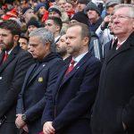 Sir Alex, Mourinho tưởng niệm nạn nhân thảm họa Munich