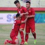 Việt Nam đè bẹp Philippines ở giải U19 Đông Nam Á