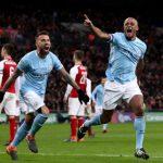 Hạ Arsenal, Man City giành danh hiệu đầu tiên dưới thời Guardiola