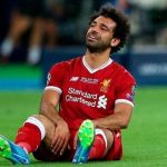 Salah được dự báo nghỉ ba tuần