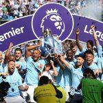 Man City nâng Cup trong ngày 'vỡ sân' Etihad