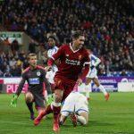 Liverpool đè bẹp Huddersfield Town, gia cố vị trí trong top 4