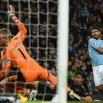 Aguero ghi bốn bàn, Man City đại thắng Leicester