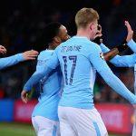 Đại thắng lượt đi, Man City đặt một chân vào tứ kết Champions League