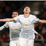 Bị dẫn trước hai bàn, Man Utd ngược dòng đòi lại vị trí nhì bảng